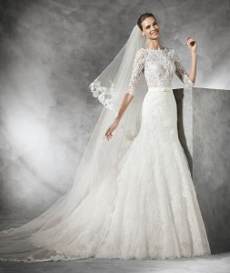 Getting to know Pronovias. Desktop Image